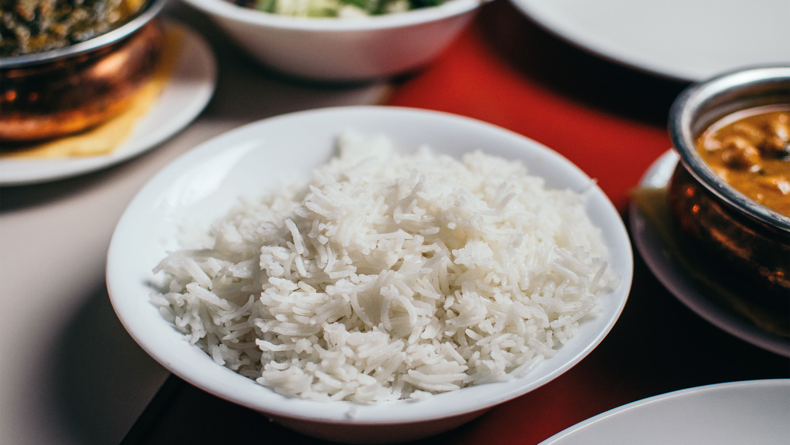 image of white rice in bowl
